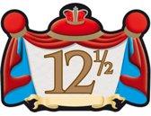 Jubileum huldebord 12,5 jaar