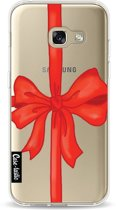 Casetastic Softcover Samsung Galaxy A3 (2017)  - Christmas Ribbon