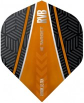 Target Vision Ultra RVB Curve Black/Orange Flight