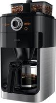 Philips Grind & Brew HD7769/00 Koffiezetapparaat - Zwart/metaal