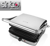 Sinbo Grill and Sandwich/Tosti maker