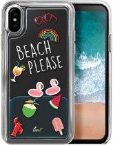 LAUT Pop iPhone X / Xs Beach Please