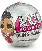 Afbeelding van L.O.L. Surprise!  Bal Bling Serie - Set van 3 ballen speelgoed