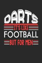 Darts It's Like Football But For Men