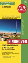 Falkplan fietskaart - Eindhoven plattegrond