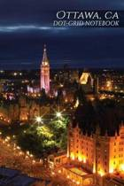 Ottawa, CA Dot-Grid Notebook