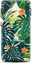 My Style PhoneSkin For Samsung Galaxy A10 Jungle Flowers