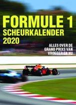FORMULE 1 Scheurkalender 2020