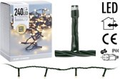 Kerstverlichting / Kerstboomverlichting / Lichtsnoer Extra Warmwit (18 meter)