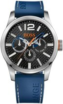 Hugo Boss Orange HO1513250 horloge heren - blauw - edelstaal