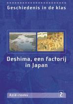 Deshima, een factorij in Japan