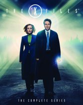 DVD cover van The X-Files - The Complete Series