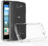 LG K4 Ultra thin 0.3mm Gel silicone transparant Case hoesje