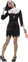 Zombie Zus Kostuum Zwart