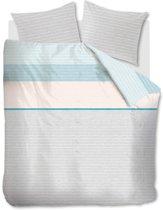 Beddinghouse Chalk - Dekbedovertrek - Lits-jumeaux - 240x200/220 cm - Mint Groen