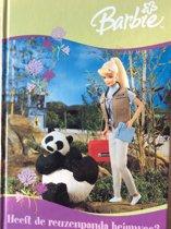Barbie Heeft de reuzenpanda heimwee???