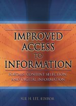 Improved Access to Information