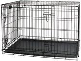 Classic Wire Crate - 92x57x63cm