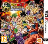 Dragon Ball Z, Extreme Butoden - 2DS + 3DS