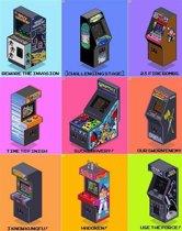 Top 50 arcade cabinets