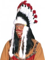 Indianen tooi Sitting Bull