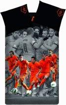 KNVB Ons Team Kussensloop - Oranje - 60x70