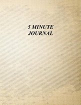 Five Minute Journal