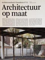 Architectuurboek Vlaanderen 12 - Architectuur op maat