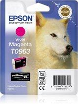 Epson T0963 - Inktcartridge Zwart