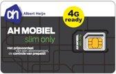 Slim Only Simkaart - Met Bundel - AH Mobiel op het netwerk van KPN