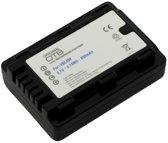 OTB Camera accu compatibel met Panasonic VW-VBL090