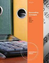 Accounting Concepts, International Edition