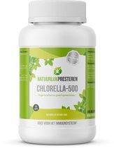 Chlorella 500 mg - Natuurlijk Geteeld - Is goed voor de weerstand en het immuunsysteem