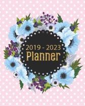 2019 - 2023 Planner
