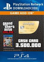 GTA V 3.500.000 GTA dollars - Whale Shark (NL)