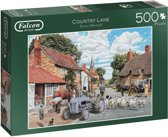 Falcon Country Lane - Puzzel - 500 stukjes