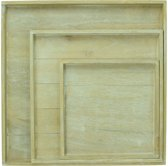 HD Collection - Dienbladen Hout - Bruin