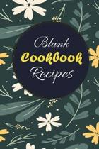 Blank Cookbook Recipes