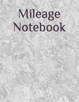 Mileage Notebook
