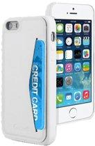 Muvit Leatherette Cardslot Case iPhone 5 / 5s / SE