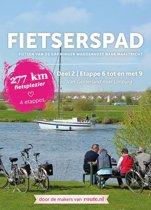 Fietserspad 2 Etappe 6 tot en met 9 Van Gelderland naar Limburg