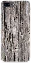 iPhone 8 Plus Hoesje Oud hout
