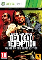 Red Dead Redemption - Game Of The Year Edition - Xbox 360