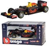 Bburago Max Verstappen Red Bull RB12 2016 Formule 1 - Schaalmodel 1:43
