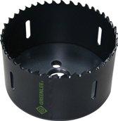 GREE gatzaag, 25mm, snijdiepte 41.3mm, diam centreerboor 11.1mm