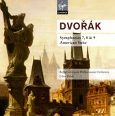 Dvorak: Symphonies 7, 8 & 9 - American Suite