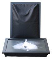 L-line by Jis Laptray, Schoottafel, Schootkussen, Laptoptafel, Dienblad met kussen Ballerina/Balletdanseres - 32,5x43 cm