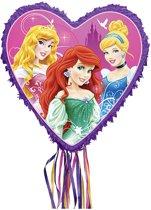 Pull Pinata Princess Dream Big Outline