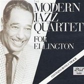 Modern Jazz Quartet For Ellington
