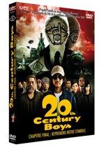 20th Century Boys 3: Redemption (dvd)